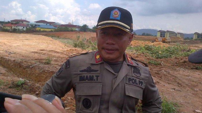 Imam Tohari, Kepala Seksi Penindakan dan Penertiban Satpol PP Kota Batam