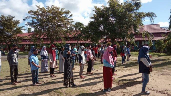 Bintan Zona Merah Covid-19, Disdik Kembali Terapkan Belajar Online