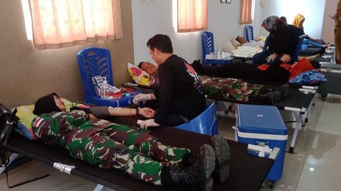 PT Timah Tbk Wilayah Operasional Kepri dan Riau Bantu Persediaan Darah di PMI