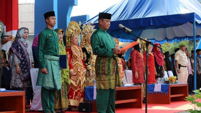 Peringatan Hari Sumpah Pemuda di Bintan, Wakil Bupati Ajak Generasi Muda Prangi Hoax Hingga Narkoba