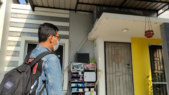 Usai Peristiwa Pembunuhan, Rumah Qui Hong Masih Sepi Tanpa Penghuni