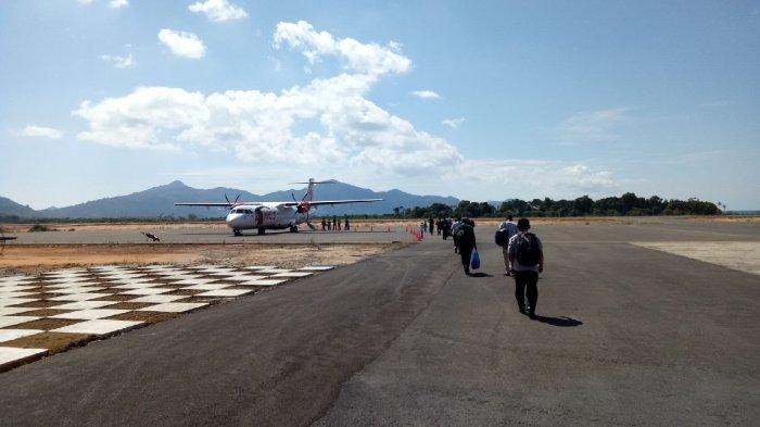 Ada Informasi Penguranga Penerbangan di Bandara Leteung Langsung Ditanggapi Otoritas Bandara