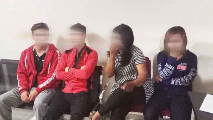 Razia di Bulan Ramdhan, Satpol PP Tanjungpinang Tangkap 2 Imigran Asing Sedang Mesum Dengan Janda