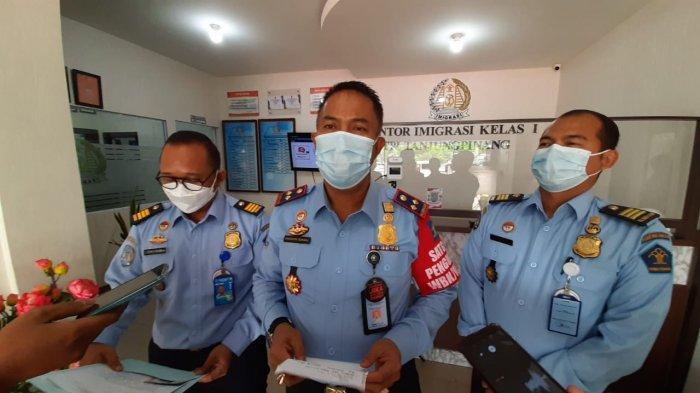 Paspor Bupati Bintan Dititip ke Imigrasi Kelas I Tanjungpinang, Arahan Ditjen Imigrasi