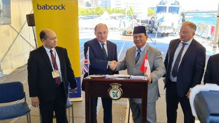 Indonesia will Build 2 Frigates , Design from Babcock, England