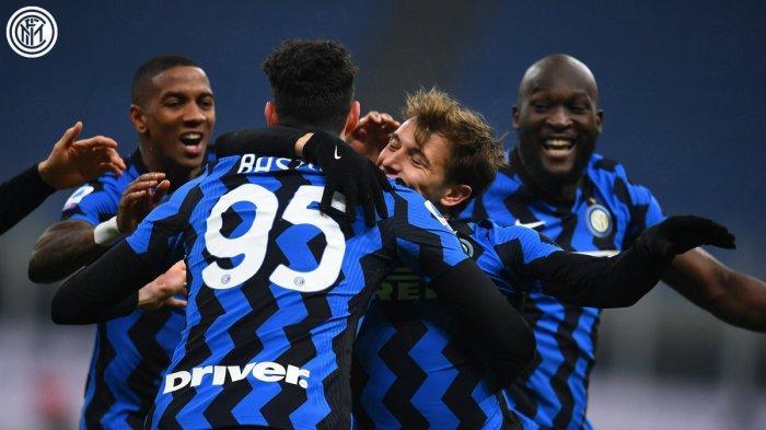 Live Streaming Inter Milan vs Lazio Malam Ini, Pukul 02.45 WIB, Romelu Lukaku Absen