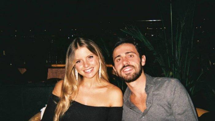 Ines Degener Tomaz kekasih Bernardo Silva, pemain dari Manchester City.