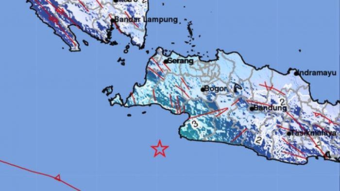 Gempa Hari Ini, Gempa Magnitudo 5,2 Guncang Banten Kamis (5/11) Pukul 05.21 WIB, Ini Penjelasan BMKG