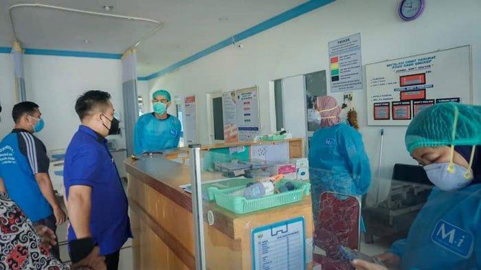Insentif Tenaga Kesehatan RSUD Dabo Singkep Belum Cair, Bupati: Segera Direaliasikan