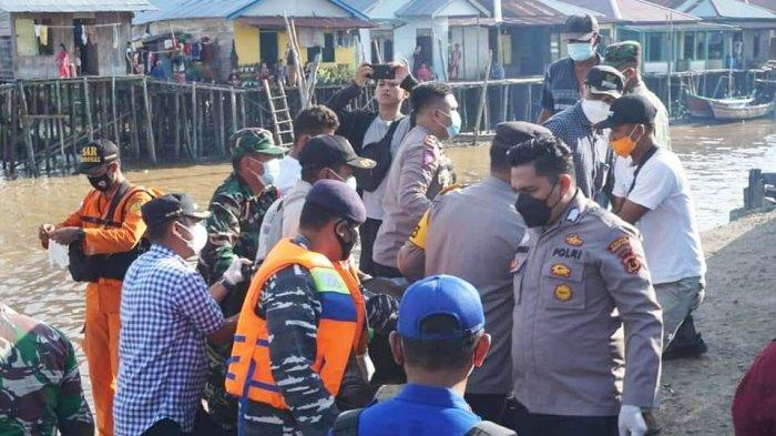 Lansia Warga Lingga Korban Tenggelam KM Wicly Jaya Sakti di Perairan Jambi