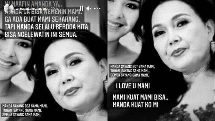 Ditinggal Hanny Manopo, Ramon Gauna Lugue Ayah Amanda Manopo Masih Berjuang Melawan Covid-19