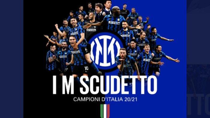 Hasil Liga Italia - Atalanta Ditahan Imbang Sassuolo, Inter Milan Kunci Gelar Scudetto
