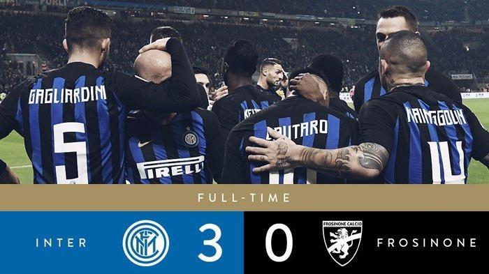 Hasil Lengkap, Klasemen dan Top Skor Liga Italia. Juventus & Inter Menang, Cristiano Ronaldo 9 Gol