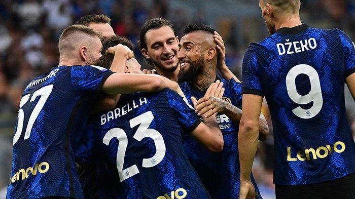Siaran Langsung Inter Milan vs Atalanta Liga Italia Malam Ini, Kick Off 23.00 WIB TV Online
