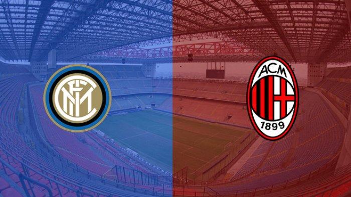 Jadwal Serie A Liga Italia Malam Ini, Derby Inter Milan vs AC Milan Live RCTI Pukul 02.45 WIB