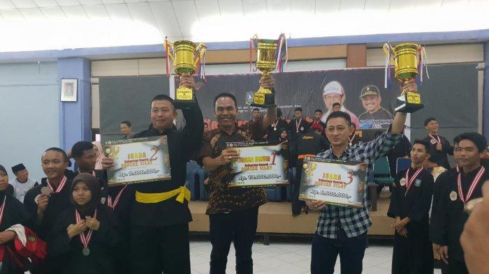 Atlet IPSI Batam Sabet Juara Umum Event Gubernur Cup