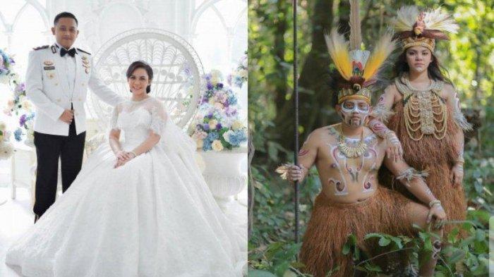 Iptu Hotma Manurung, Eks Ajudan Nikahi Putri Jenderal, Mantu Komjen Paulus Waterpauw