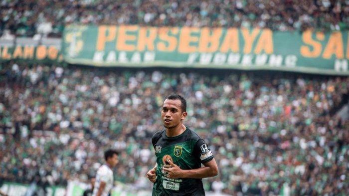 Transfer Persebaya - Irfan Jaya Tak Bisa Tidur Sebelum Putuskan Tinggalkan Persebaya