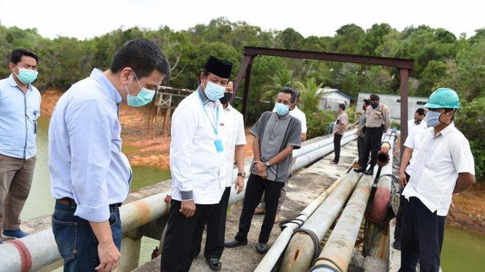 Isdianto Minta Tagihan Air Rumah Ibadah dan Panti Asuhan Digratiskan Selama Pandemi Covid-19