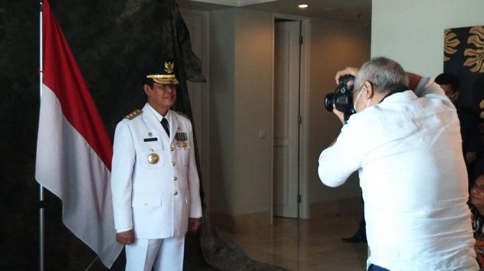 Bikin Hati Adem, 2 Aktivitas Gubernur Kepri Isdianto setelah Sembuh dari COVID-19