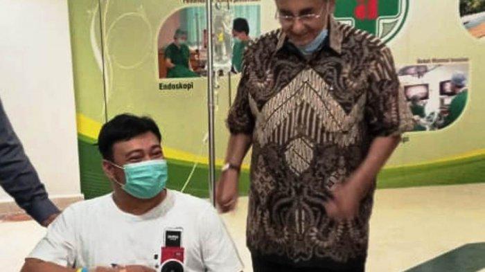 Adik Kombes Herry Heryawan Sekarat di Harbour Bay Batam, Helmy Hamilton Dikeroyok Cari Makan Sahur