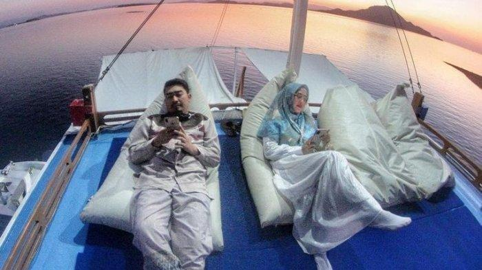 Istri Ustaz Solmed Terpapar Covid-19, April Jasmine Mengaku Sedih, Begini Kondisinya