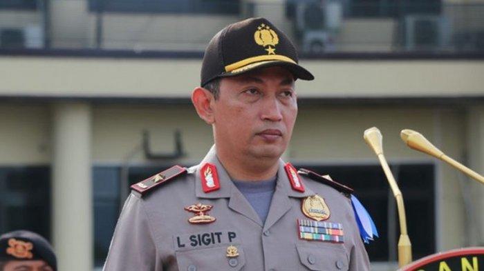 Hari Pelantikan Komjen Listyo Sigit Prabowo Jadi Kapolri Tepat Weton Lahir Presiden Jokowi