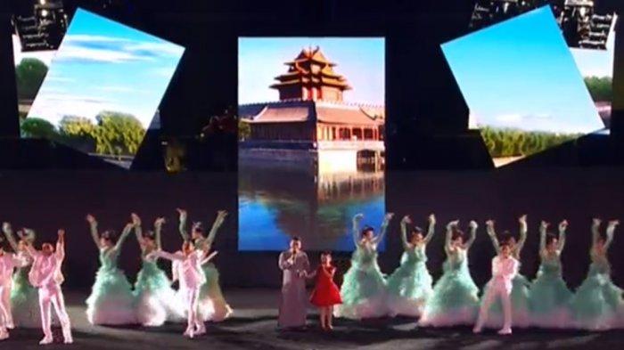 Jack Ma di acara penutupan Asian Games 2018