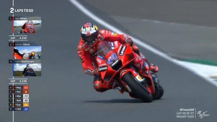 Jadwal MotoGP Inggris 2021, Jack Miller Soroti Perkembangan Ducati Setelah Kembali ke Silverstone