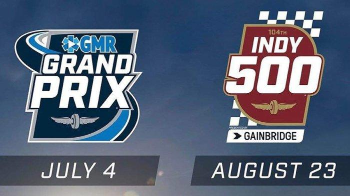 Balapan Indy 500 Tahun 2020 Batal Dimulai 23 Mei, Kompetisi Akan Dimulai 23 Agustus 2020
