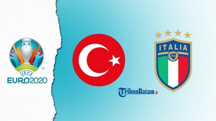 Jadwal Euro 2020 Pertemukan Turki vs Italia, Persaingan Hakan Calhanoglu dan Donnarumma