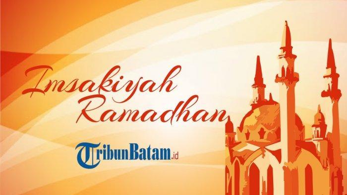Jadwal Imsakiyah 1 Ramadhan 1442 H Wilayah Jakarta, Imsak 04.28 WIB, Buka 17.56 WIB