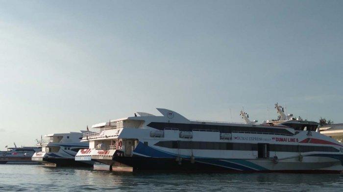 JADWAL Kapal Ferry dari Batam di Pelabuhan Domestik Sekupang Minggu 28 Februari 2021
