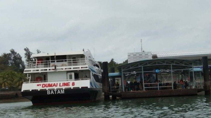 JADWAL Kapal Ferry Pelabuhan Domestik Sekupang Minggu 14 Februari 2021