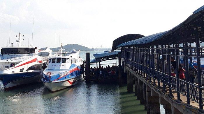 Buka 2 Trip, Ini Jadwal Kapal ke Singapura & Malaysia dari Pelabuhan Internasional Batam Center