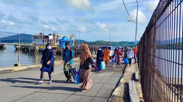 Jadwal Kapal Roro KMP Senangin Rute Batam dan KMP Kundur Rute Tanjungpinang