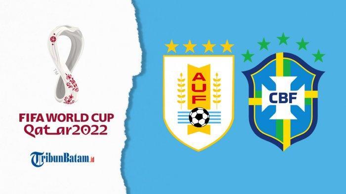 Prediksi Uruguay vs Brazil di Kualifikasi Piala Dunia 2022 Zona Conmebol, Neymar Absen