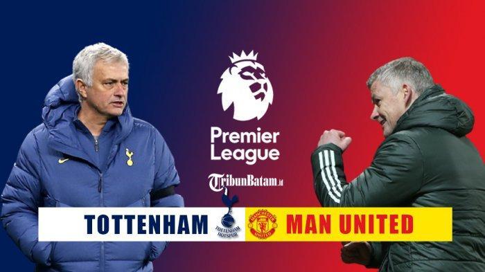 Tottenham vs Manchester United Kick Off 22.30 WIB, Ole Gunnar Solskjaer Balas Sindiran Mourinho