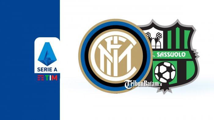Inter Milan vs Sassuolo Kick Off 23.45 WIB, Antonio Conte: Scudetto Itu Tergantung Kami