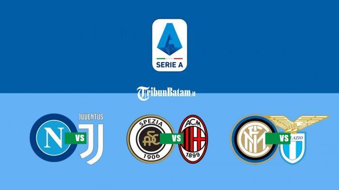 Liga Italia Pekan 22 Mulai 13 Februari 2021, Lihat Jadwal untuk Inter, AC Milan hingga Juventus