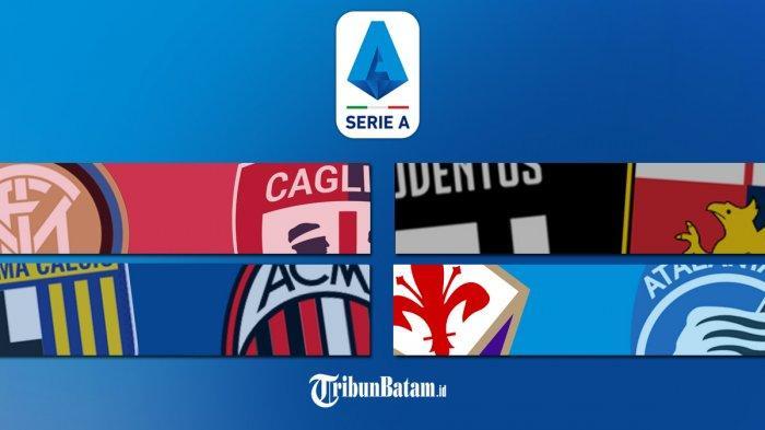 Jadwal Liga Italia Pekan 30 Parma vs AC Milan, Inter Milan vs Cagliari, Juventus vs Genoa