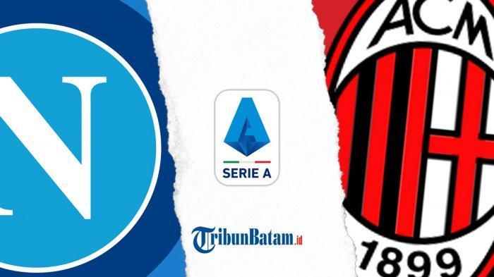 Jelang Liga Italia Pekan ke 8, Napoli vs AC Milan, Persaingan Ketat Dapatkan Scudetto