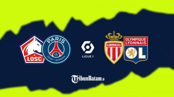 Jadwal Liga Prancis Pekan 36, Lens vs Lille, Reims vs AS Monaco, Rennes vs PSG