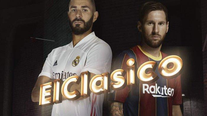 Jadwal Liga Spanyol Pekan 30, Suarez Cedera Atletico Merana, Real Madrid vs Barcelona 02.00 WIB