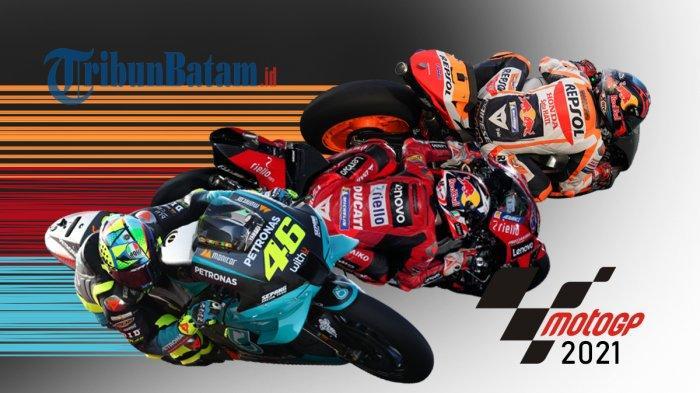 Sedang Berlangsung MotoGP Qatar 2021, Siaran Ulang Kualifikasi, Terakhir MotoGP 2021 di Trans7
