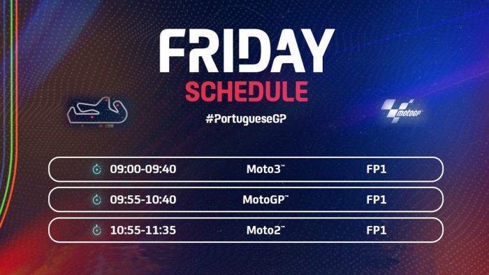 Jadwal MotoGP Portugal 2021 Sore Ini FP1 Mulai Pukul 15.15 WIB, Marc Marquez: Saya Sangat Bahagia