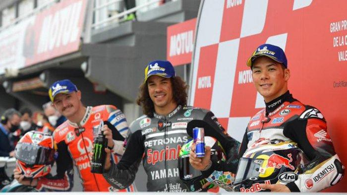 Jadwal MotoGP Valencia 2020 Live Trans7 Pukul 18.00 WIB, Start No 1, Franco MorbidelliYakin Juara