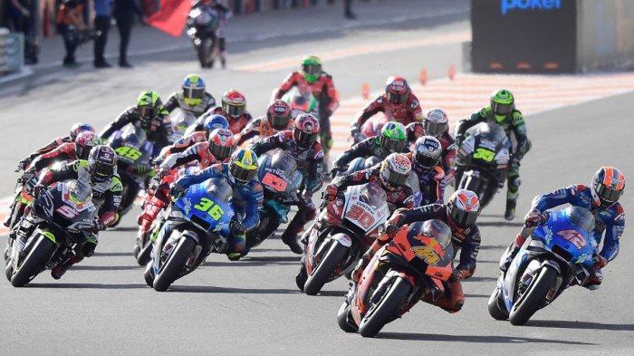 UPDATE Klasemen MotoGP, Morbidelli Juara MotoGP Valencia 2020, Joan Mir Juara Dunia