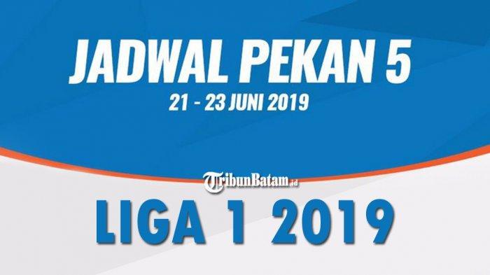 Live Indosiar, Jadwal Siaran Langsung Liga 1 2019 Hari Ini, Bali United vs PSIS, Persela vs Persija