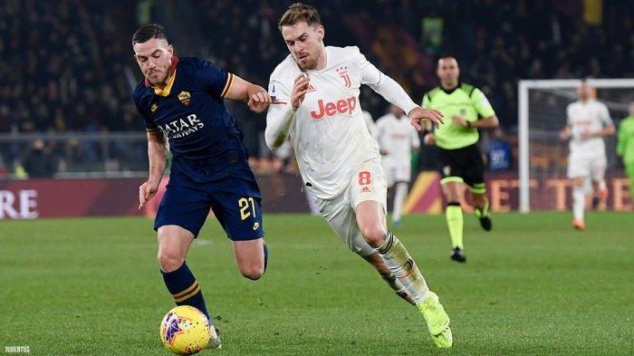 Jadwal Perempat Final Coppa Italia Juventus vs AS Roma Kick Off Pukul 02.45 WIB Live TVRI
